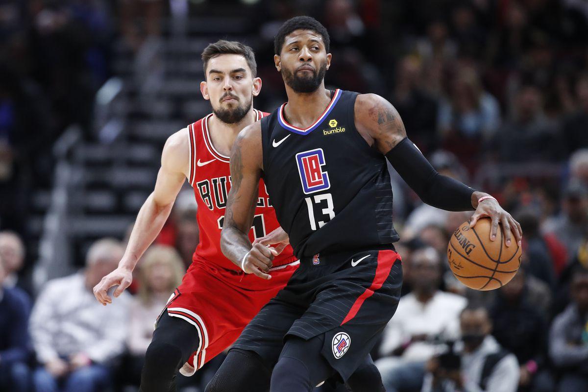 LA Clippers vs Chicago Bulls