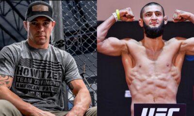 Colby Covington vs Khamzat Chimaev