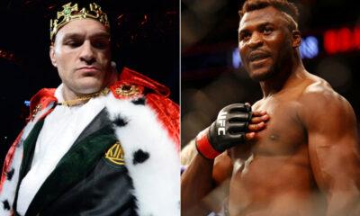 Tyson Fury vs Francis Nagnnou