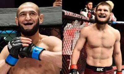 Khabib Nurmagomedov vs Khamzat Chimaev