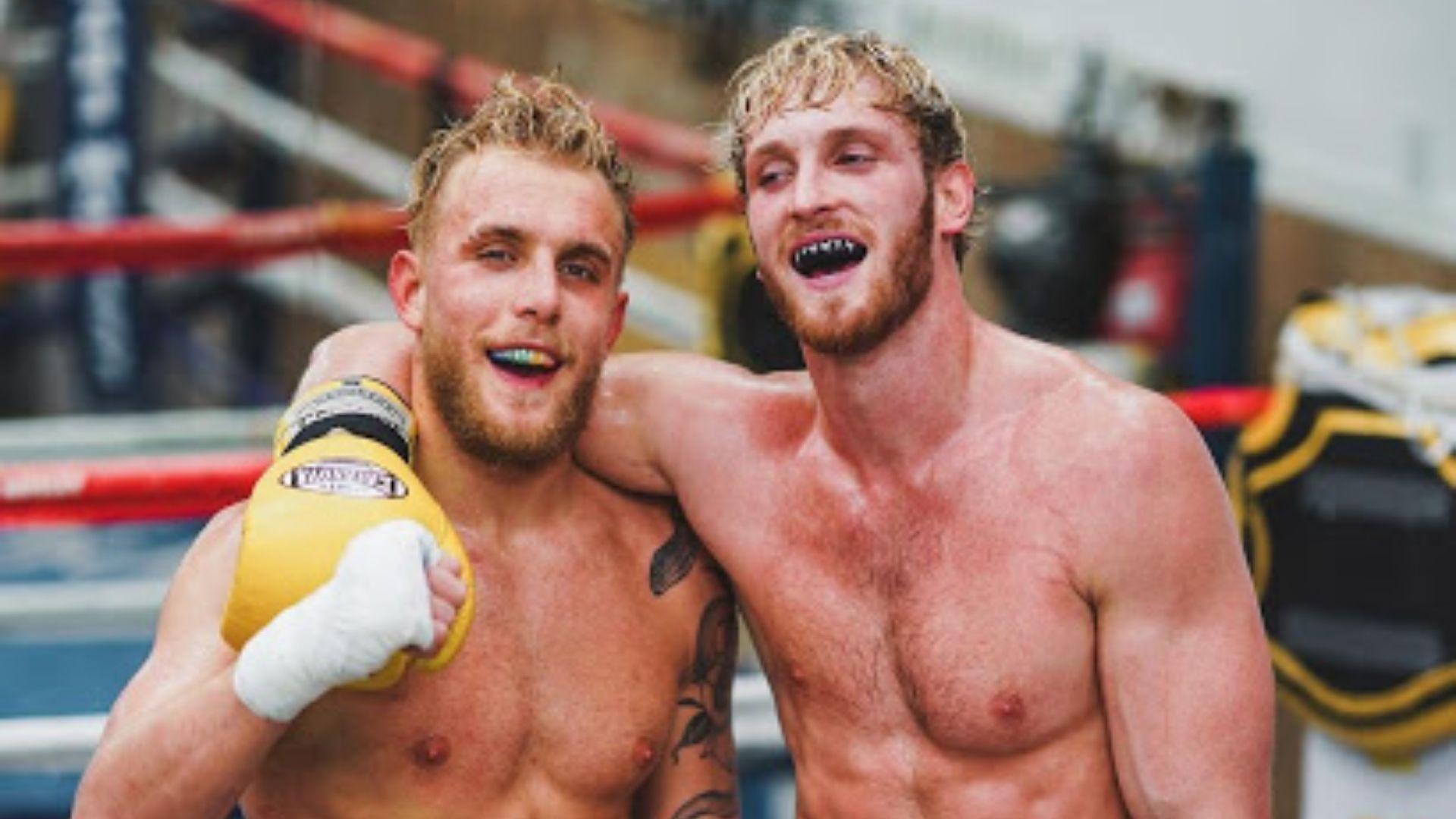Logan Paul vs Jake Paul