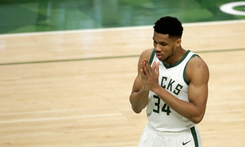 Giannis Antetokounmpo : A Story Of Rags To Riches ...