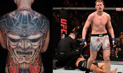 Volkov crazy tattoo