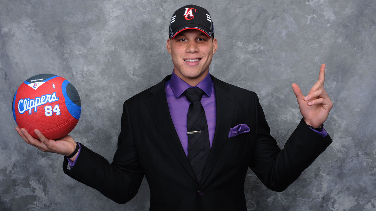 Cippers draft Blake Griffin