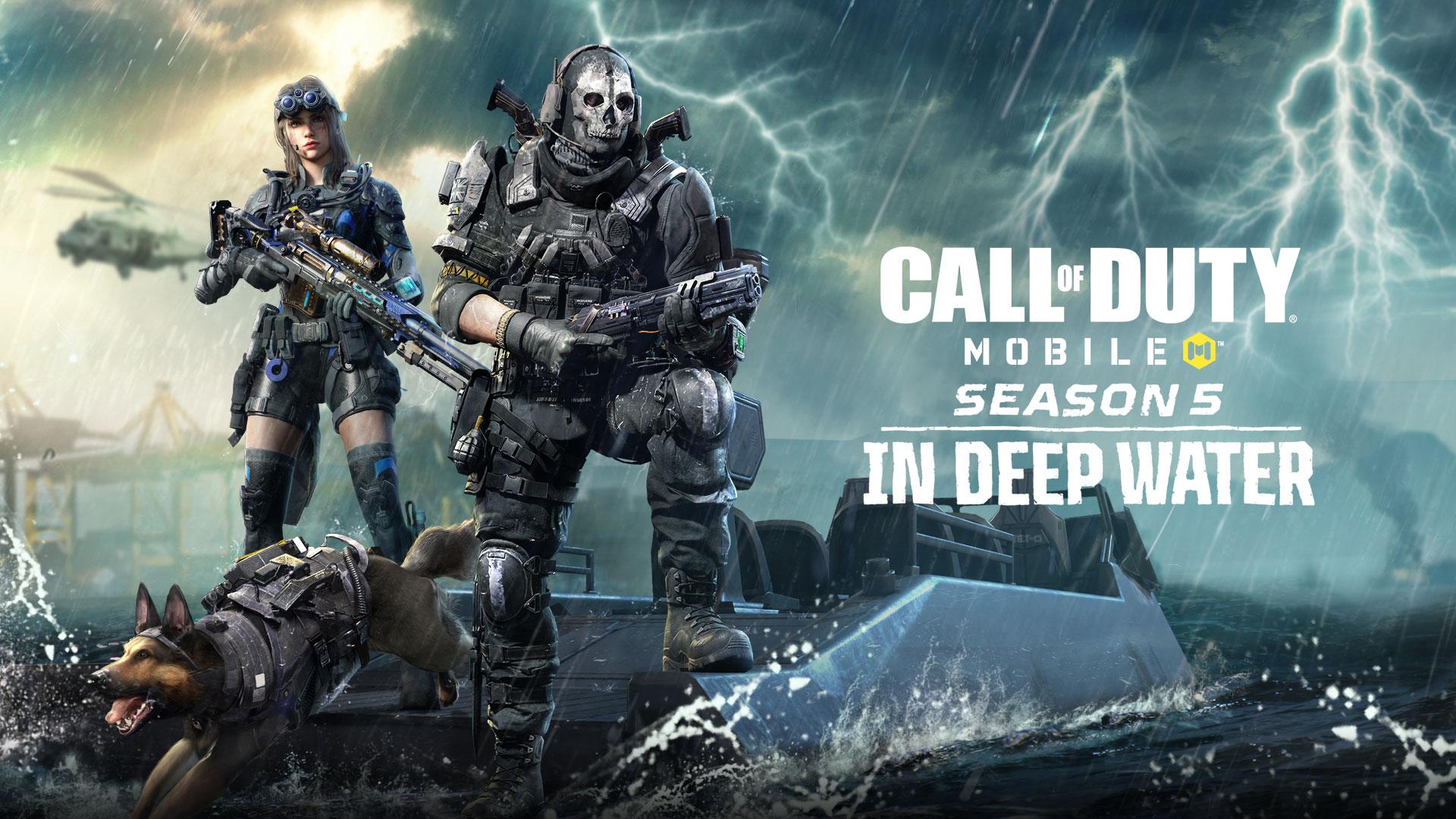 CODM Season 5