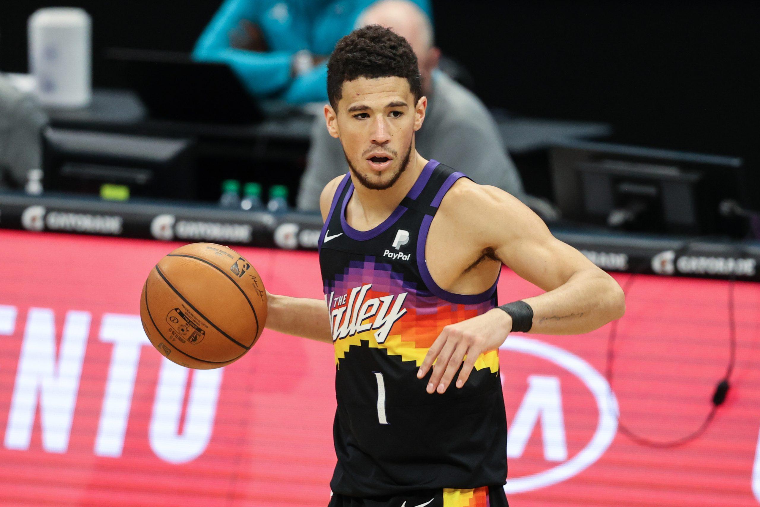 Phoenix Suns Devin Booker