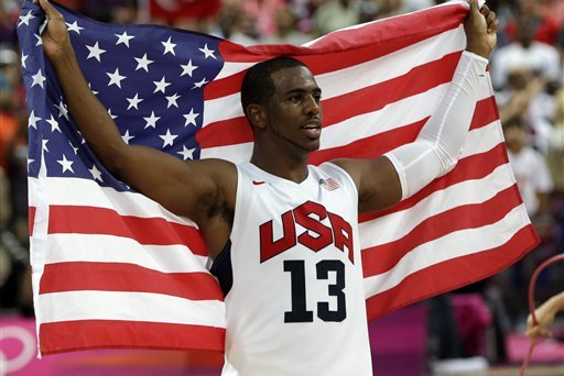 Chris Paul declines playing for Team USA
