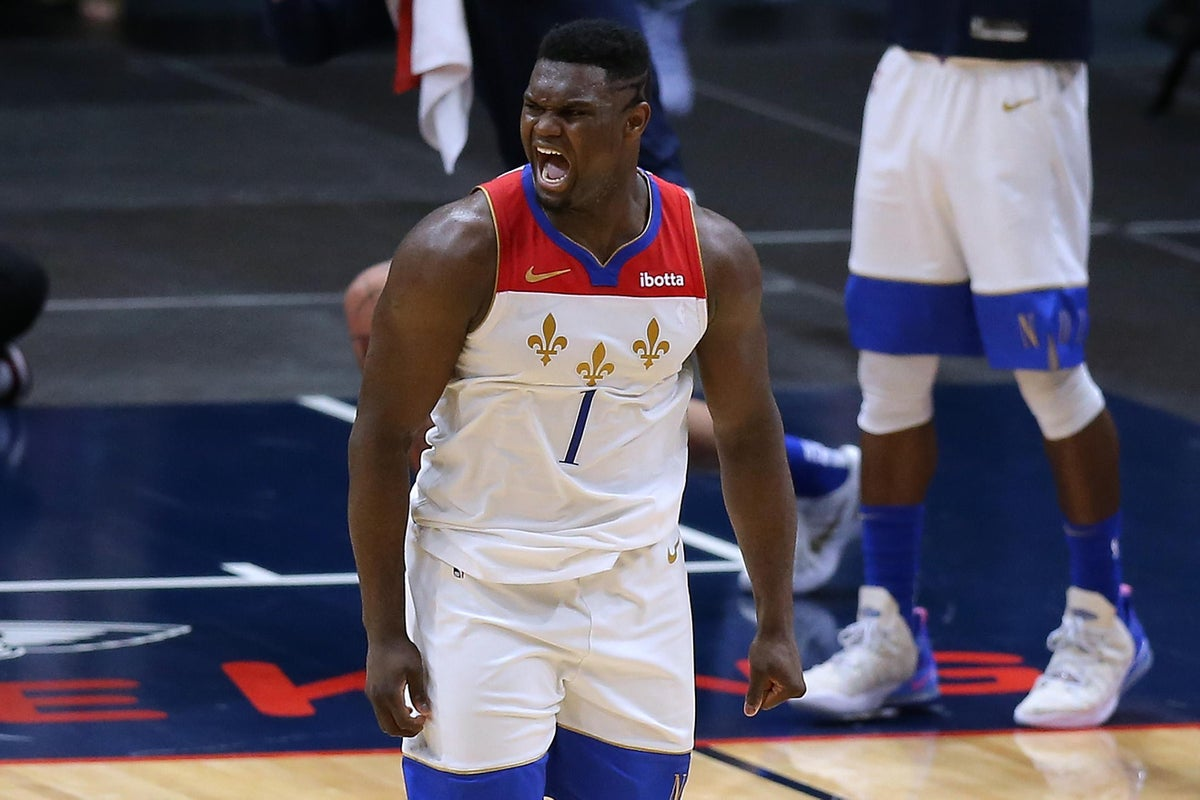 Zion Williamson 's family wants him to leave the Pelicans