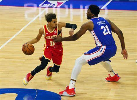 NBA Playoffs: hawks vs 76ers