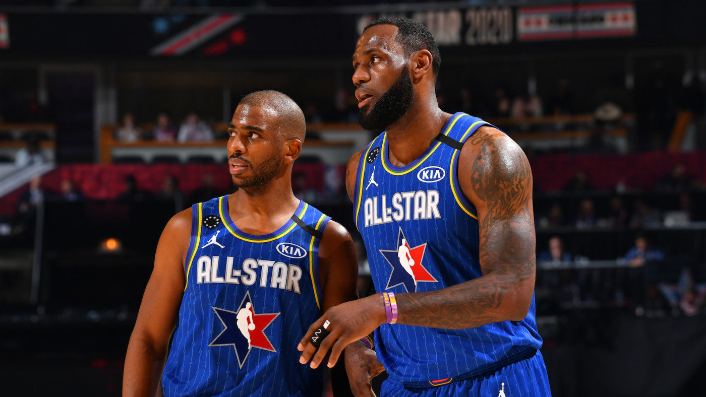 Chris Paul had to be quarantined but not LeBron James
