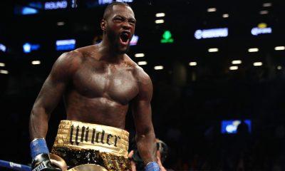 Deontay Wilder Tyson Fury Anthony Joshua