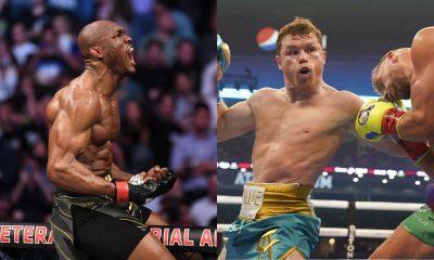 Kamaru Usman vs Canelo Alvarez