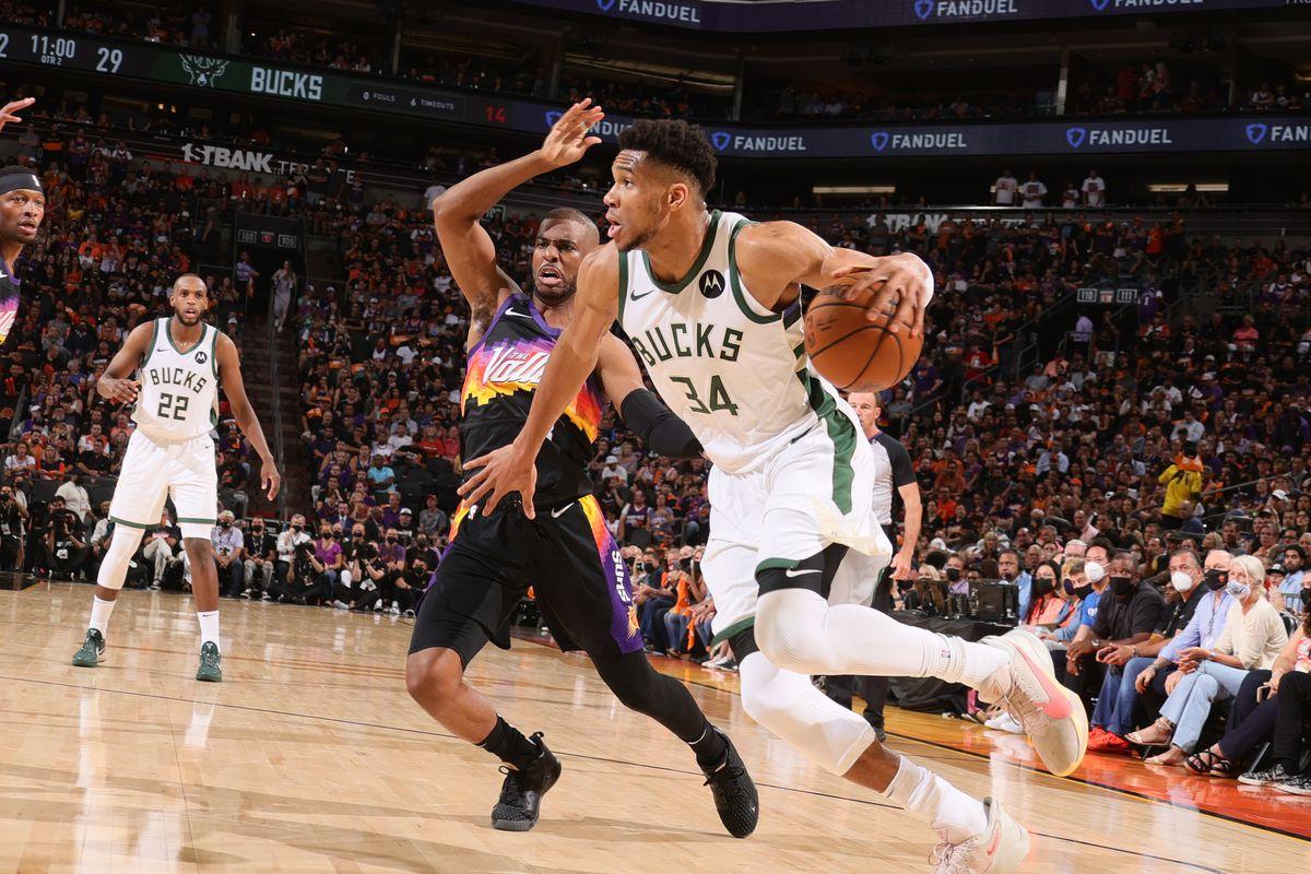 Milwaukee Bucks vs Phoenix Suns Game 4 prediction