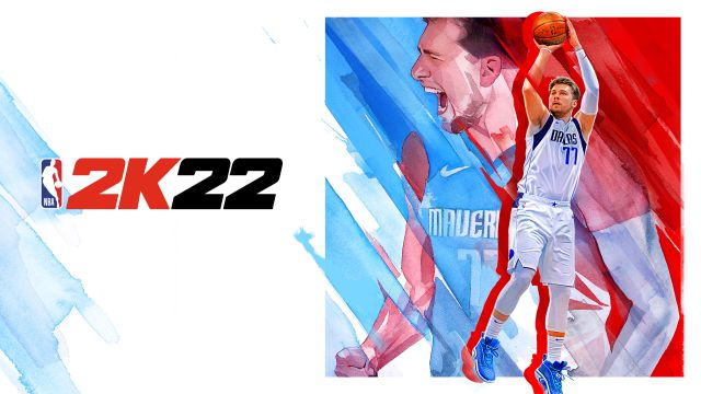 Who are the cover athletes for NBA 2k22?
