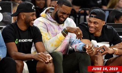 Los Angeles Lakers target Chris Paul and Russell Westbrook