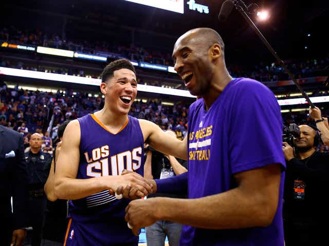 Is Devin Booker the next Kobe Bryant?