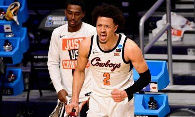 2021 NBA Draft prospect Cade Cunningham