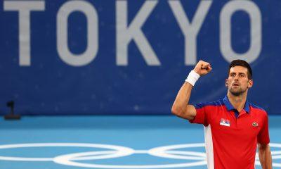 Novak Djokovic enters into the semi finals