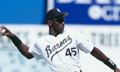Michael Jordan Baseball career