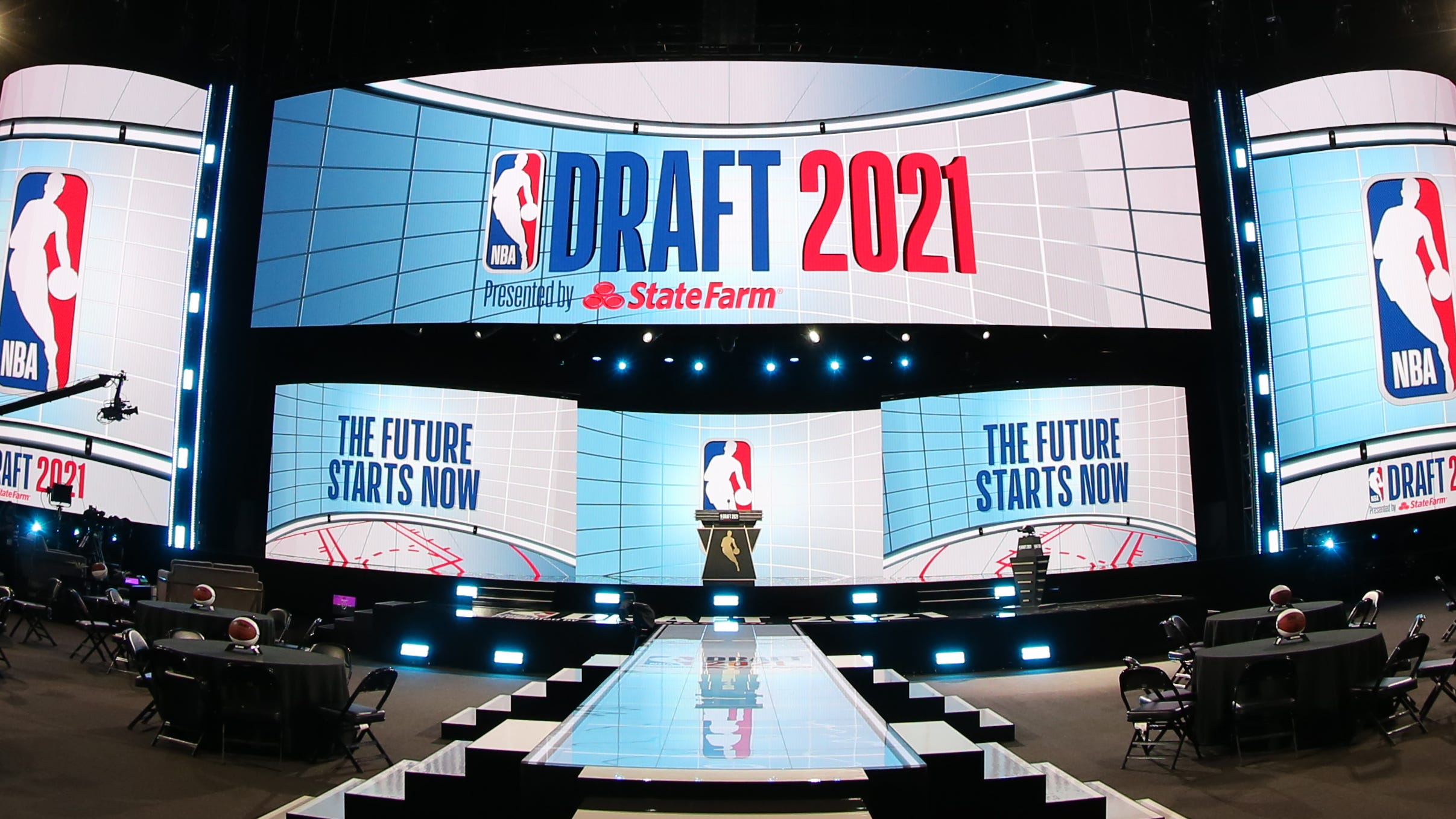 nba draft 2021 here are all the picks from