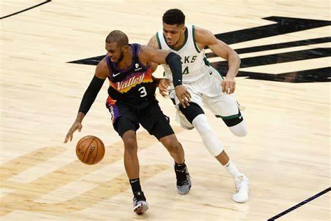 Phoenix Suns vs Milwaukee Bucks