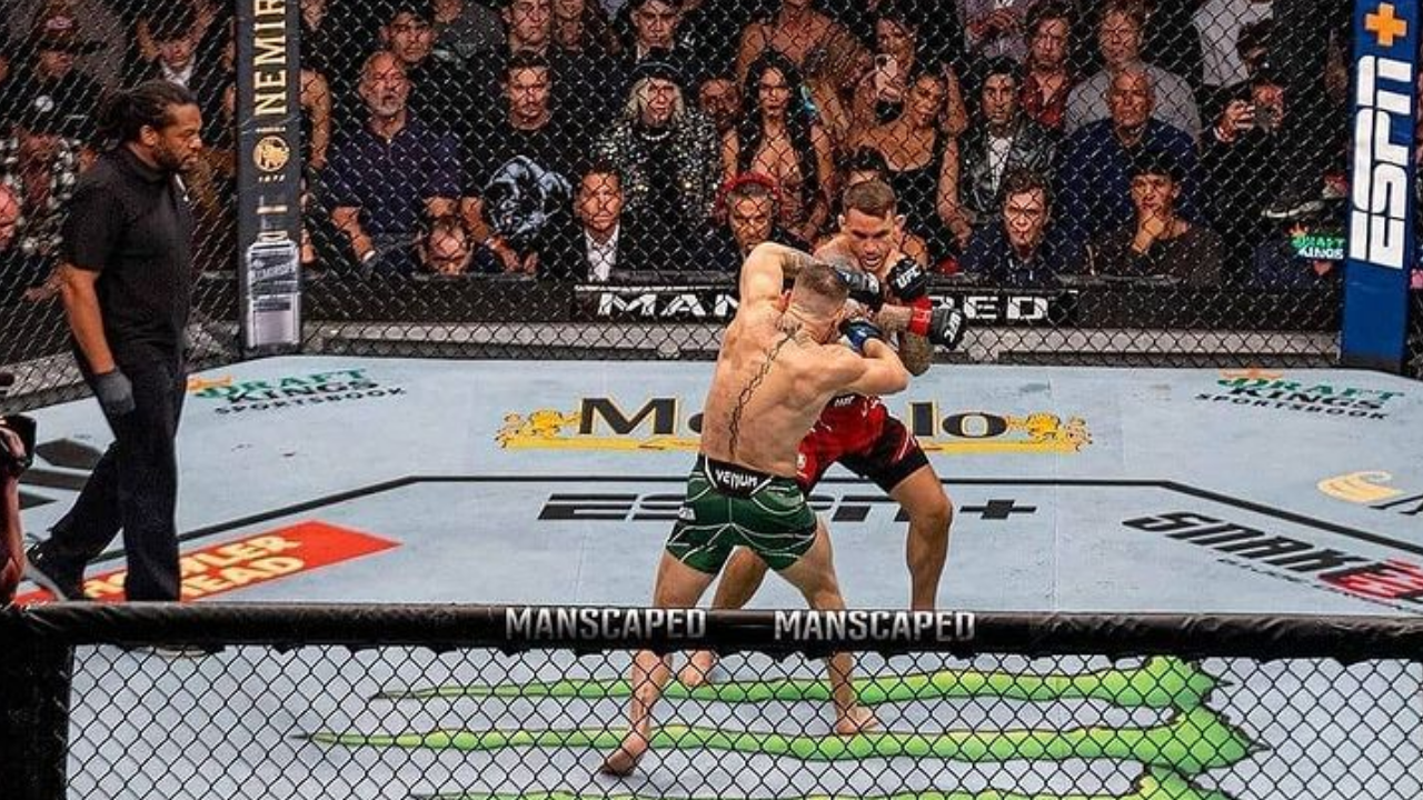 UFC 264 breaks all records
