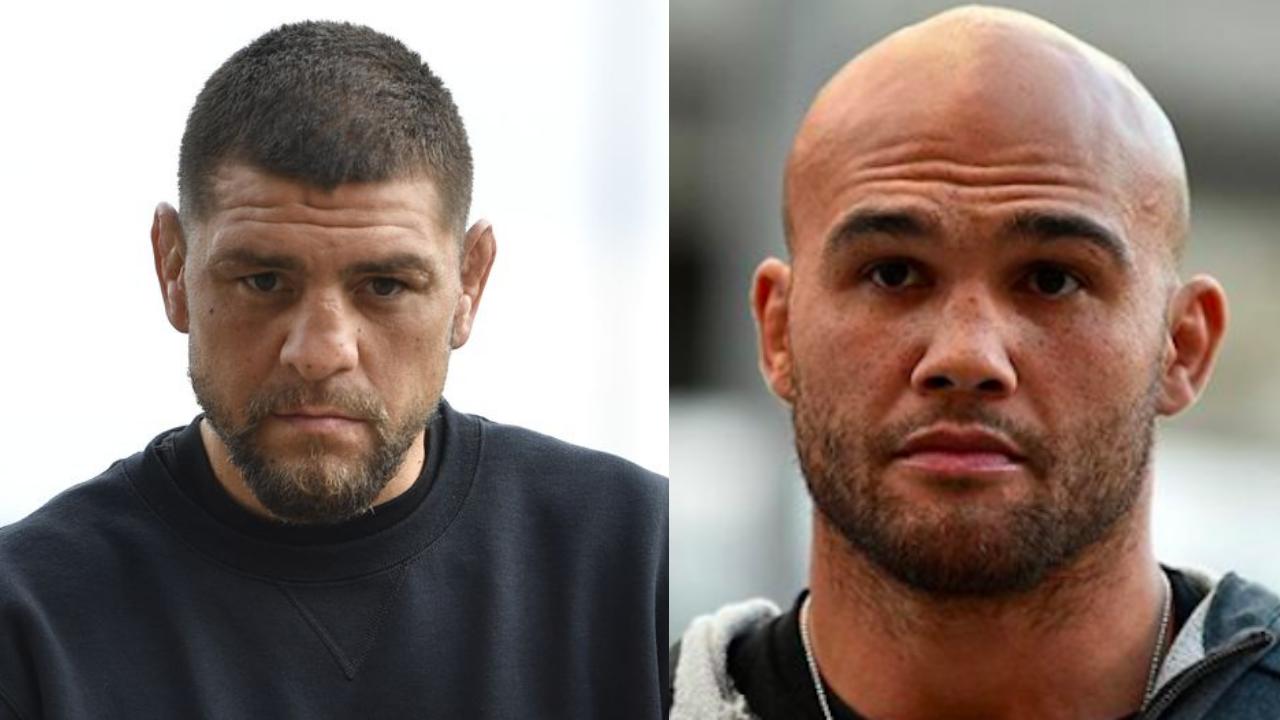 Nick Diaz vs Robbie Lawler