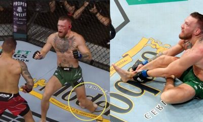 Conor McGregor vs Dustin Poirier
