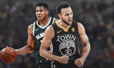 Stephen Curry vs Giannis