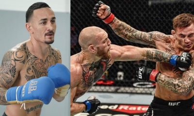 Max Holloway best boxer in the world