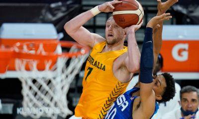 Australia beats Team USA in exhibition game 2