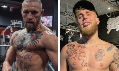 Conor McGregor vs Jake Paul
