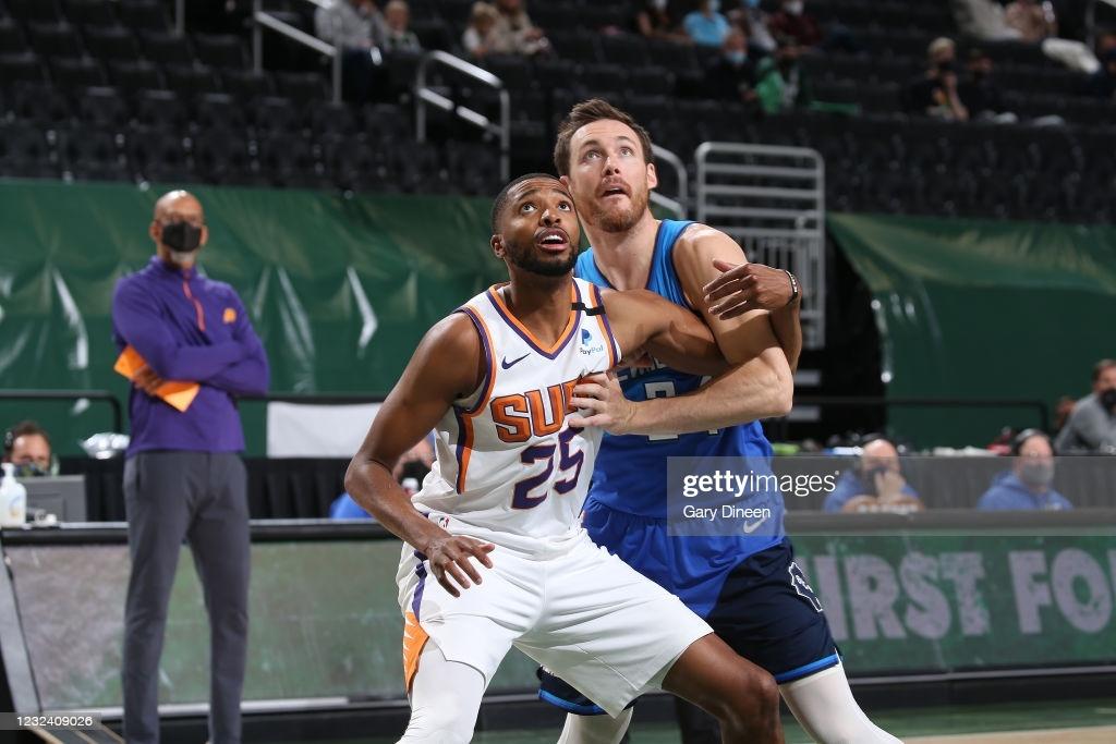 'Underdog of the night' Phoenix Suns
