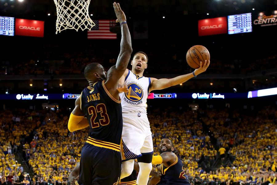 Golden State Warriors Vs Cleveland Cavaliers Rivalry History