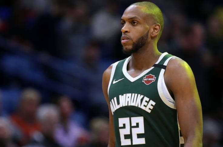 Everything you need to know about the life the Khris Middleton