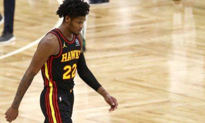 Cam Reddish of the Atlanta Hawks 'Underdog of the Night'