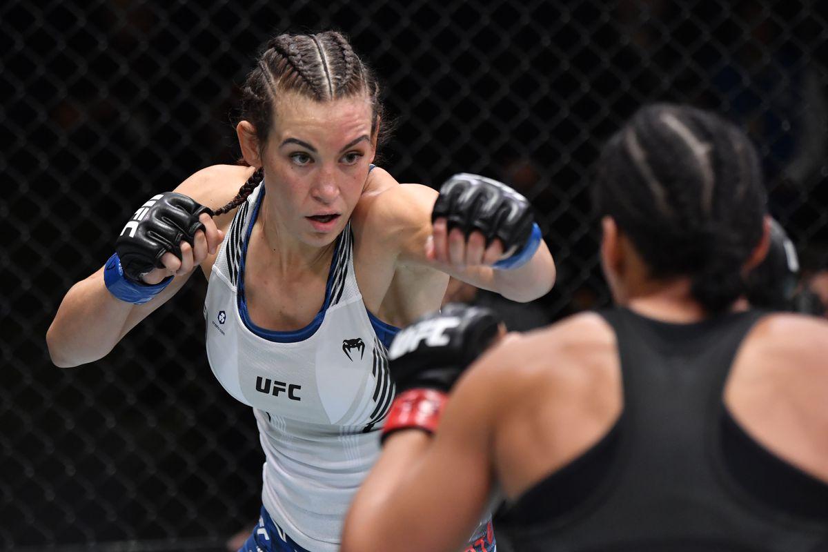 Miesha Tate at UFC Vegas 31