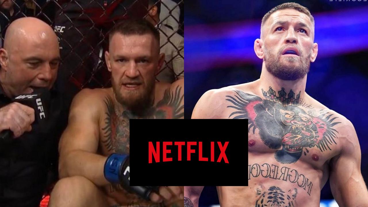 Conor McGregor documentary series