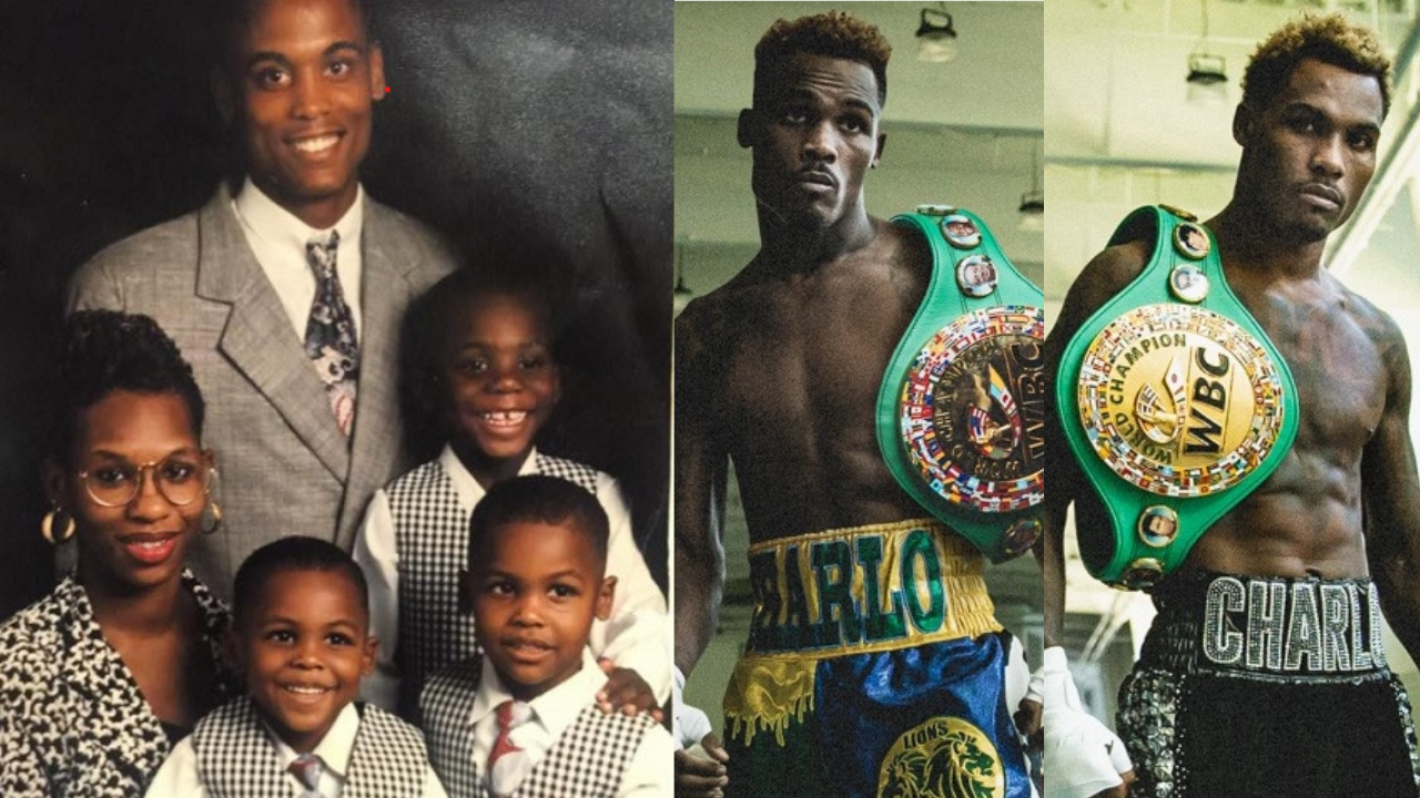 The charlo brothers family