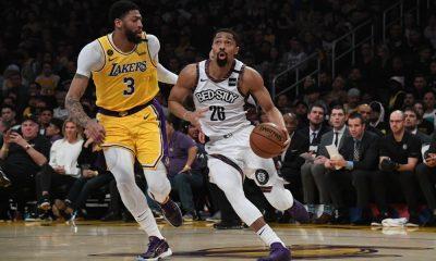 Spencer Dinwiddie to the Los Angeles Lakers