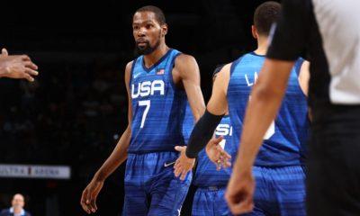 Kevin Durant Semi Finals 2020 Olympics