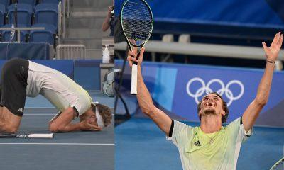 Zverev wins Olympic gold